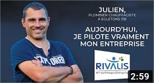 Julien, plombier-chauffagiste (19)